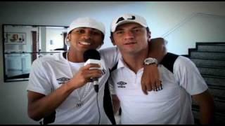 Wesley & José Love (Chamada Atlético-GO x Santos)