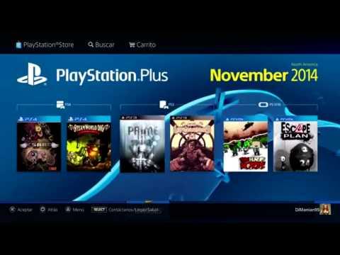 PlayStation Plus Noviembre [Filtración]