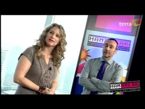 Entrevista a Mauricio Hofmann y toda la previa de Paraguay Chile - Terra TV