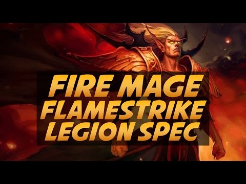 fire mage pvp guide legion