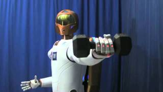 NASA introduces its new Robot