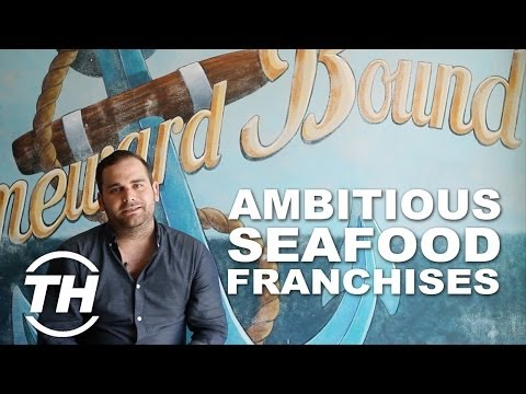 Ambitious Seafood Franchises - Go-Getter Chef Matt Pettit Gave Up Everything for His Dream Career