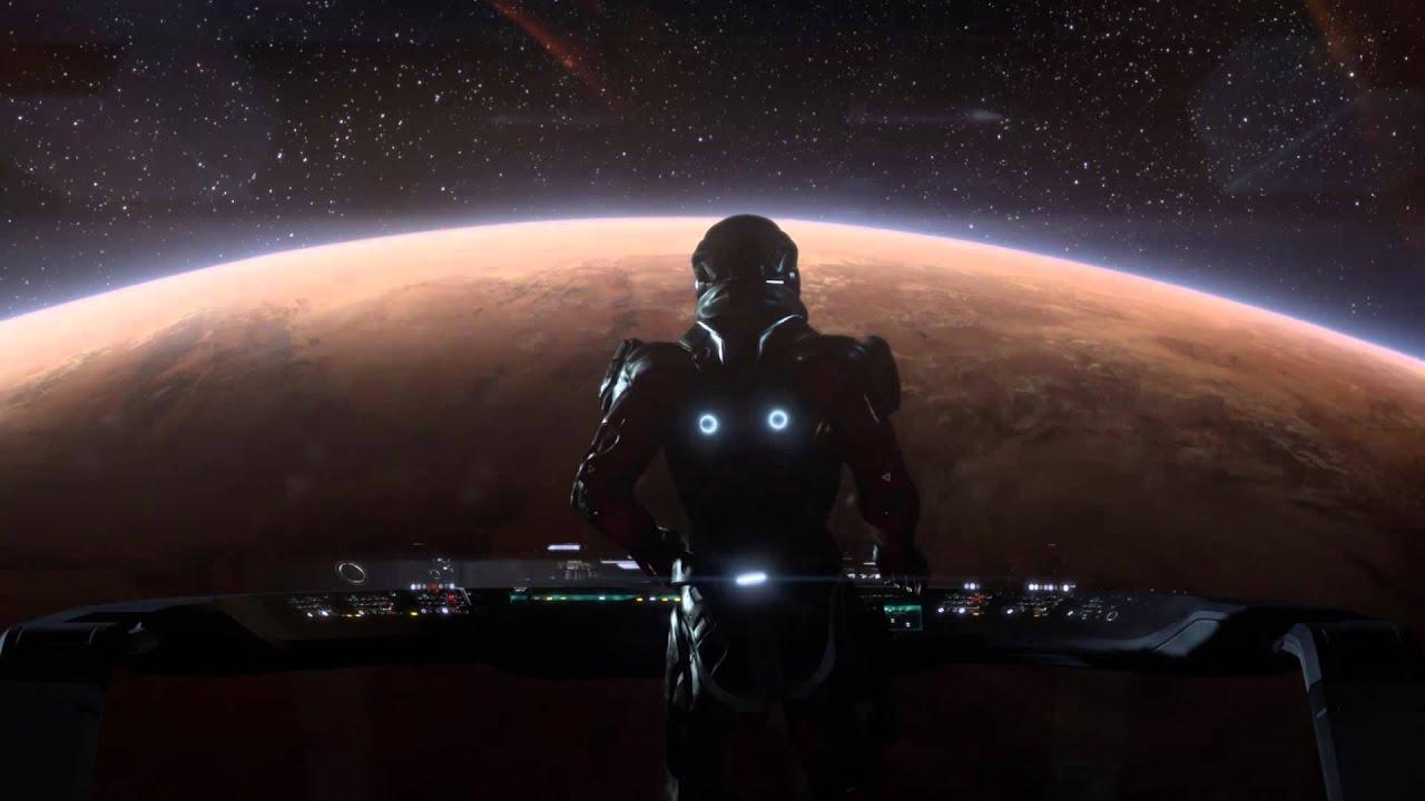 Mass Effect Andromeda Wallpaper Mass Effect Andromeda