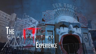 "People Go To The Haunted Carnival From ""IT: Chapter 2"""