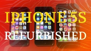10 причин купить iPhone 5s с AliExpress - ОТВЕТЫ на ваши вопросы о ВОССТАНОВЛЕННЫХ iPhone  2⃣К1⃣7⃣