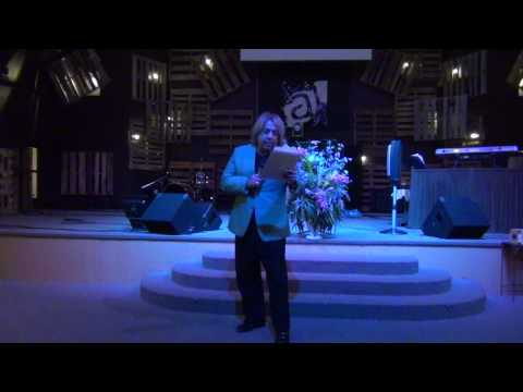 God's Cloud or I Cloud (God's Iron Dome) - Sunday, August 31, 2014, Part 2-2