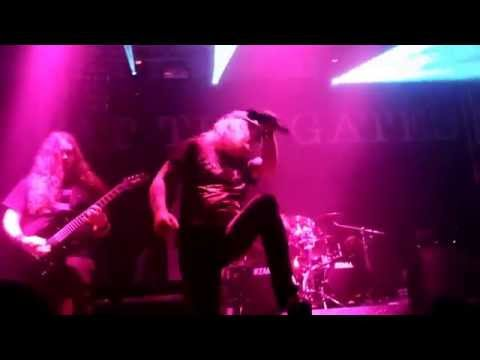 At the Gates Live in Mexico City HQ