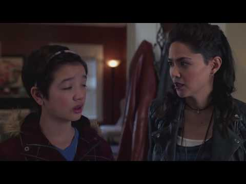 """Andi Mack """"Home Away from Home"""" Clip: Bex Takes Andi Home thumbnail"""