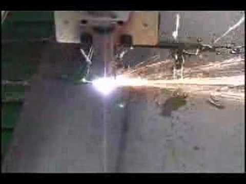 Homebuilt CNC Plasma Cutter and Water Table