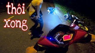 Mượn xe gây tai nạn & thái độ đập xe | TânDuy43