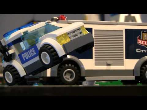 LEGO City Police Chase 3 Music Videos