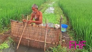 Fishing Basket with Natural Rainbow | Fish n Hunt with Net Fishing Objects | Hunt n Fish