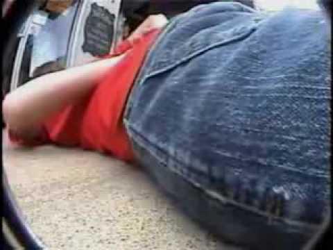 police brutality – go skateboarding day: cop vs skaters