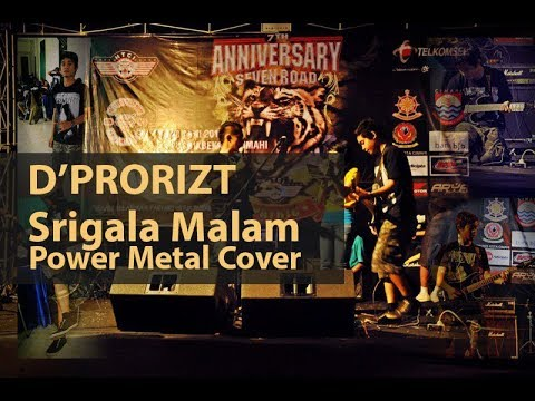 DPRORIZT - SERIGALA MALAM - POWER METAL