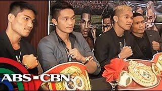 TV Patrol: Pinoy boxers, gigil na sa