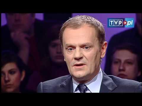 Tomasz Lis na żywo: Wywiad z premierem Donaldem Tuskiem