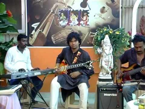 guitar shylu - anjali anjali pushpanjali