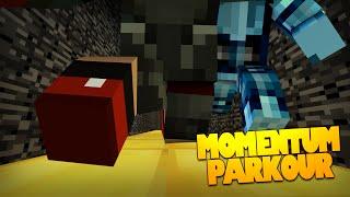 Minecraft Parkour | THE FINAL STRETCH | Momentum Parkour w/ Jason (Minecraft Parkour Map)