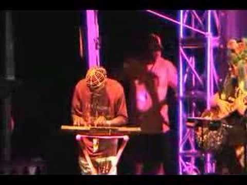 Les Claypool, Buckethead and Bernie Worrell live at Wakarusa