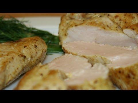 Как приготовить сочную куриную грудку - рецепт