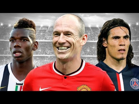 Transfer Talk | Arjen Robben to Manchester United