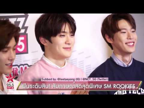[ENG SUB FULL] 160213 SMROOKIES @ Virgin Hitz Radio