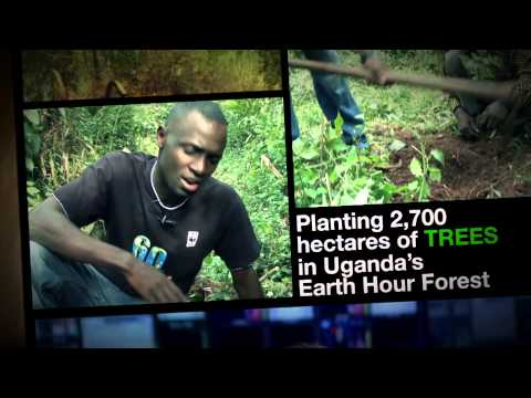 Earth Hour 2015 - Official 60 sec TVC