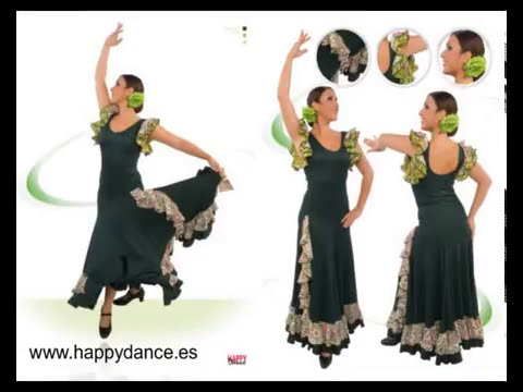 HappyDance - Faldas de flamenco
