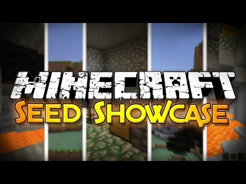 Minecraft Seed Showcase: darkness Dungeons N Caves 1.5.2
