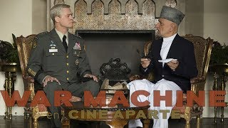 Cine aparte: War machine