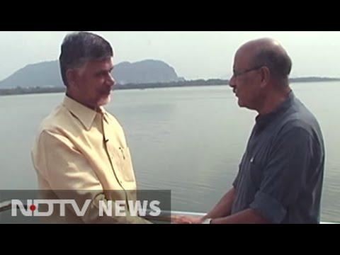 Walk the Talk with Chandrababu Naidu