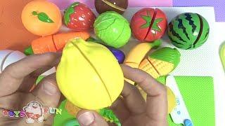 (15.9 MB) Niloya meyve kesme challenge için Pepee kamyonla kesilebilen meyve getiriyor Heidi Maşa sebze kesme Mp3