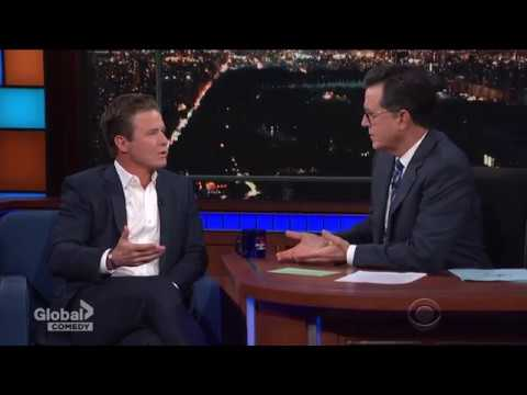 Cover Lagu Billy Bush on Colbert tells Donald Trump 'that is your voice' on Access Hollywood tape 'I was there'