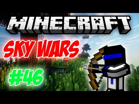 НУЖНО ДЕЙСТВОВАТЬ! 46 Sky Wars - MINECRAFT
