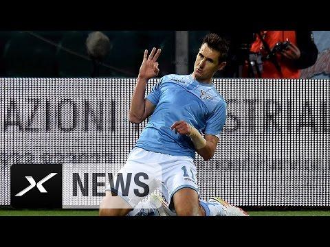 Weltmeister Miroslav Klose vor Sensations-Rückkehr? | Transfer-News | Bundesliga