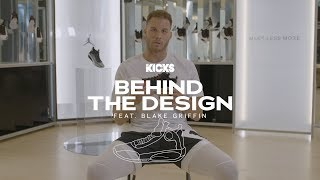 Blake Griffin Gives a First Look At the Air Jordan 34 | Behind The Design