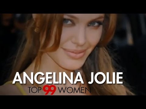 Angelina Jolie's Celebrity Photo Reel video