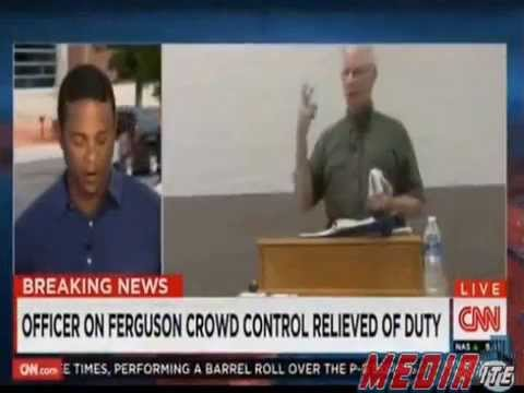 CNN Gets Birther Sgt. Mjr. Dan Page Punished Over Undocumented Obama
