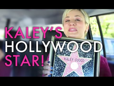 From Start to Star with Kaley Cuoco