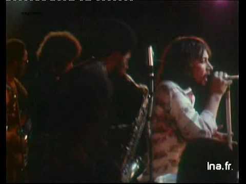 Eric Burdon&War - Bare Back Ride (Live, Paris 1971)