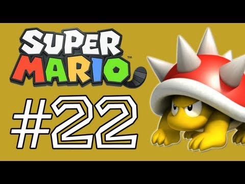 Super Mario 3D Land Walkthrough: World 8-6 (Part 22)