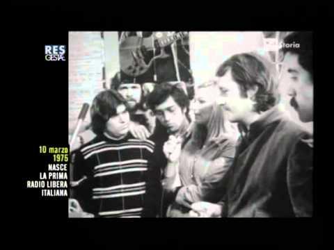 Radio Milano International 1975 ( intervista del 1976)