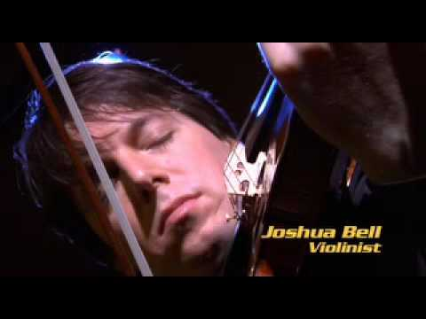 Joshua Bell - Chaconne - BACH&friends - Michael Lawrence Films