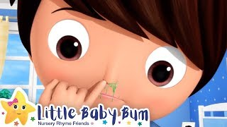 Don't Pick Your Nose!! | +30 Minutes of Nursery Rhymes | Moonbug TV | #vehiclessongs