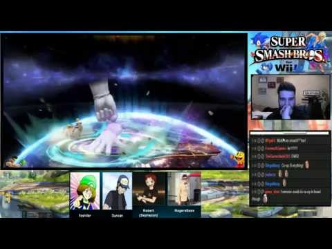 Super Smash Bros for Wii U - 50 FACT EXTRAVAGANZA (LiveReactions & Discussions)