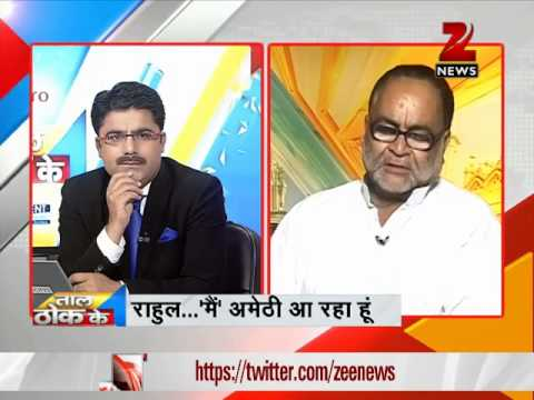 Narendra Modi to campaign for Smriti Irani in Rahul Gandhi's Amethi
