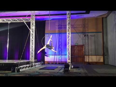 2014 Pso Southeast Aerial Arts Championships Winner Nicole sasha Sirdoreus video