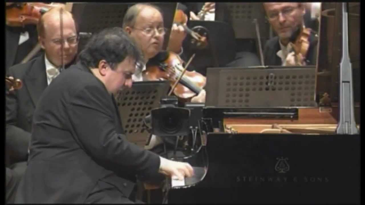 Yefim Bronfman: Rachmaninoff P…
