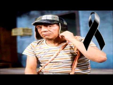 MURIÓ EL CHAVO DEL 8 ¡GRAN TRAGEDIA! 28 NOVIEMBRE 2014