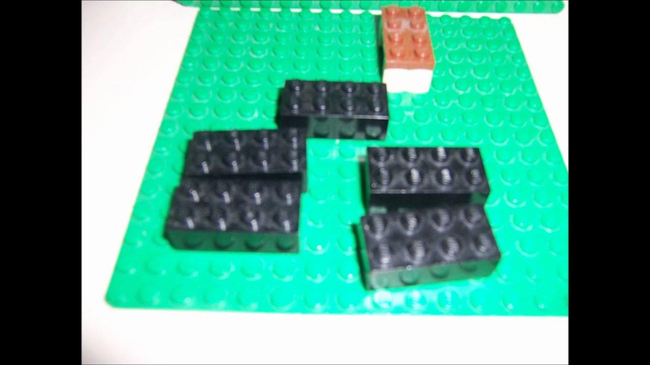 lego faire un canap table basse youtube. Black Bedroom Furniture Sets. Home Design Ideas
